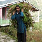 khati village woman