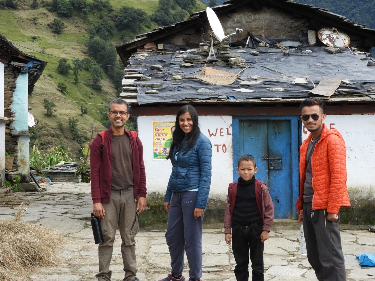 Jhuni village