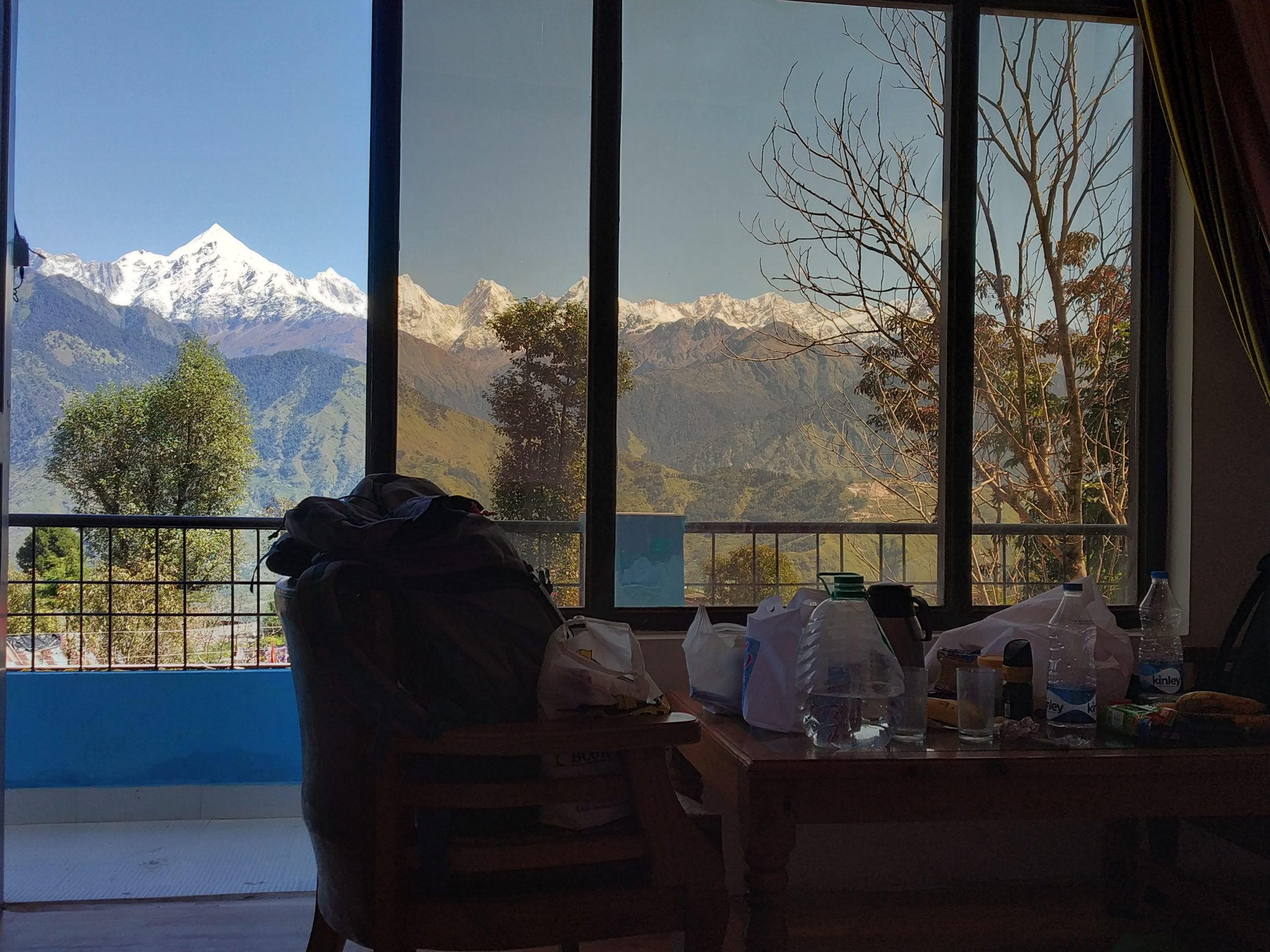 Panchachuli peaks